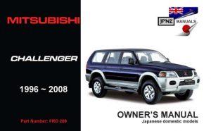 2008 mitsubishi galant owners manual