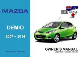 mazda mpv car owners manual 1999 2006 lw series rh jpnz co nz 2004 Mazda Demio mazda 2 2006 service manual