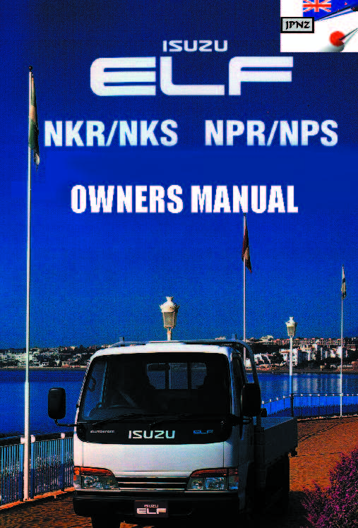 isuzu elf car owners manual 1993 2006 rh jpnz co nz isuzu elf owners manual pdf Isuzu NPR