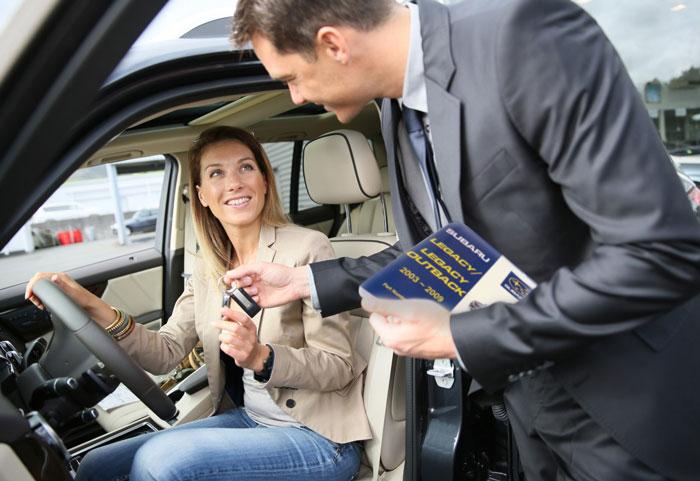 Dealer Car manuals