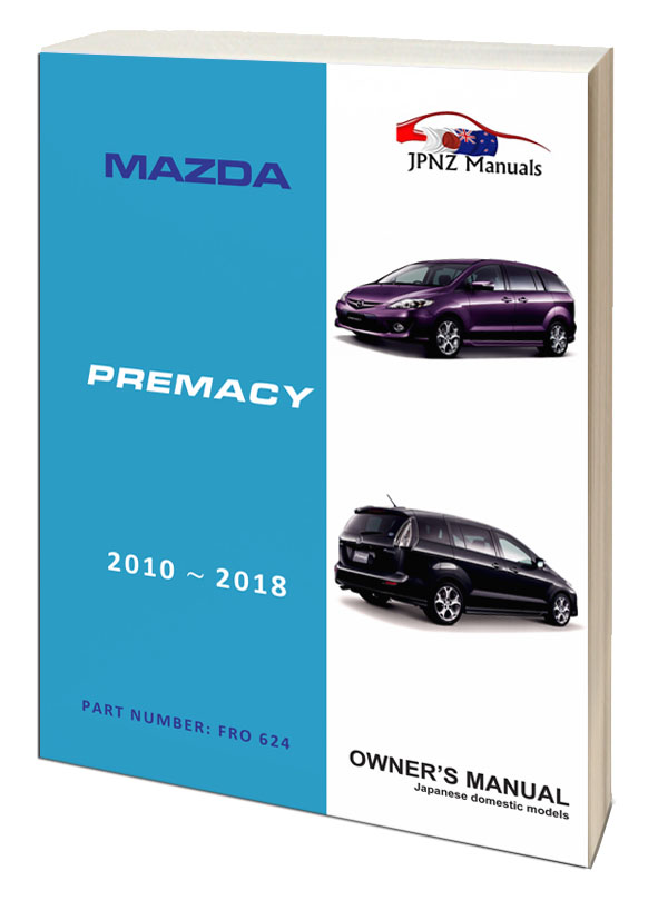 mazda premacy 2001 repair manual