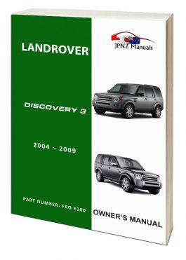 Owners manual mitsubishi outlander 2018